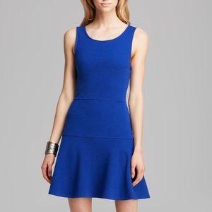 3/25$ Sanctuary Cobalt Blue Fit & Flare Dress NWT